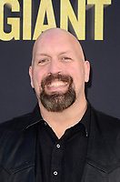 """LOS ANGELES - FEB 29:  Big Show at the """"Andre The Giant"""" HBO Premiere at the Cinerama Dome on February 29, 2018 in Los Angeles, CA"""