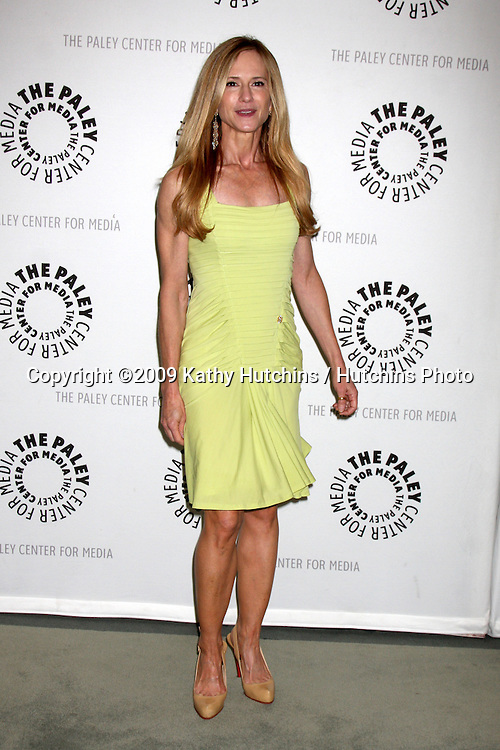 "Holly Hunter arriving at the ""Saving Grace"" Event at the Paley Center for Media in Beverly Hills , CA on June 13, 2009.  .©2009 Kathy Hutchins / Hutchins Photo"