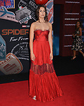 """Emma Fuhrmann 064 arrives for the premiere of Sony Pictures' """"Spider-Man Far From Home"""" held at TCL Chinese Theatre on June 26, 2019 in Hollywood, California"""
