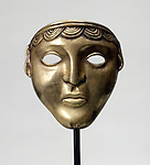 Greek Man Mask