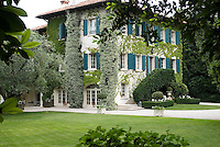 This country manor house in Italy was originally an 18th century spinning mill