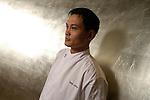 Sam Leon lo chef riconosciuto come il pi&ugrave; importante dell'Isola<br /> &copy; Paolo della corte