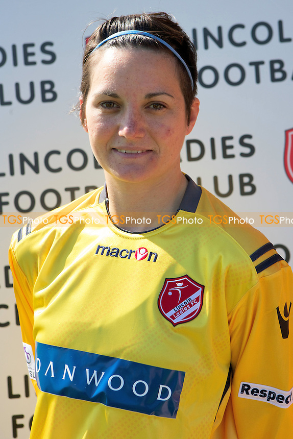 Nicola Hobbs (Lincoln ladies). .- Lincoln Ladies in the FA Women's Super League 2011 - 08/04/11 - MANDATORY CREDIT: Mark Hodsman/TGSPHOTO - Self billing applies where appropriate - 0845 094 6026 - contact@tgsphoto.co.uk - NO UNPAID USE.
