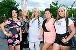Enjoying Helen's Baby Shower at Ristorante Uno on Friday wereTheresa Ward, Maria O'Brien, Helen O'Brien, Theresa O'Brien and Shelly O'Brien