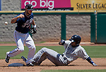 A photo from the Reno Aces vs Tacoma Rainiers game played on Sunday afternoon, May 26, 2013 in Reno, Nevada.