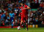Liverpool's Emre Can in action during the premier league match at Anfield Stadium, Liverpool. Picture date 27th August 2017. Picture credit should read: Paul Thomas/Sportimage