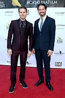 LOS ANGELES - SEP 27:  Andrew Carter, Jeff Nichols at the 2019 Catalina Film Festival - Friday at the Catalina Bay on September 27, 2019 in Avalon, CA