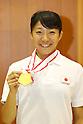 Narumi Kurosu (JPN), OCTOBER 30, 2011 - Modern Pentathlon : The 2nd All Japan Women's Modern Pentathlon Championships at JSDF Physical Training School, Saitama, Japan. (Photo by YUTAKA/AFLO SPORT) [1040]