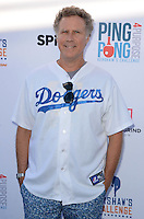 Will Ferrell<br /> at Clayton Kershaw's Ping Pong 4 Purpose Celebrity Tournament to Benefit Kershaw's Challenge, Dodger Stadium, Los Angeles, CA 08-11-16<br /> David Edwards/MediaPunch