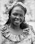Wangari Mathai winner of the Nobel peace prize 2005 who is one of the founders of the Green Belt movement in Kenya, an organisation that  campaigns for social, environment and womens' issues in Kenya.   She is  under constant harrassment from the authorities.