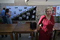 Portella della Ginestra luglio 2005, Rita borsellino alla 48 ore contro la mafia all'Agriturismo Placido Rizzotto