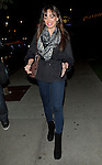 December 21st 2012 <br /> <br /> Karina Smirnoff leaving Boa restaurant in Los Angeles <br /> <br /> AbilityFilms@yahoo.com<br /> 805 427 3519 <br /> www.AbilityFilms.com