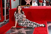 Anne Hathaway WOF Star