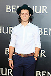 LOS ANGELES - AUG 16: David Henrie at the premiere of Ben-Hur at the TCL Chinese Theatre IMAX on August 16, 2016 in Los Angeles, California