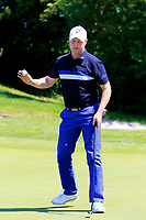 Richard McEvoy (ENG) in action during the final round of the Lyoness Open powered by Organic+ played at Diamond Country Club, Atzenbrugg, Austria. 8-11 June 2017.<br /> 11/06/2017.<br /> Picture: Golffile | Phil Inglis<br /> <br /> <br /> All photo usage must carry mandatory copyright credit (&copy; Golffile | Phil Inglis)