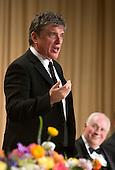 26 April 2008 - Washington, D.C. - Actor Craig Ferguson provides the enterainment during the White House Correspondents Association Dinner. Photo Credit: Kristoffer Tripplaar/ Sipa Press