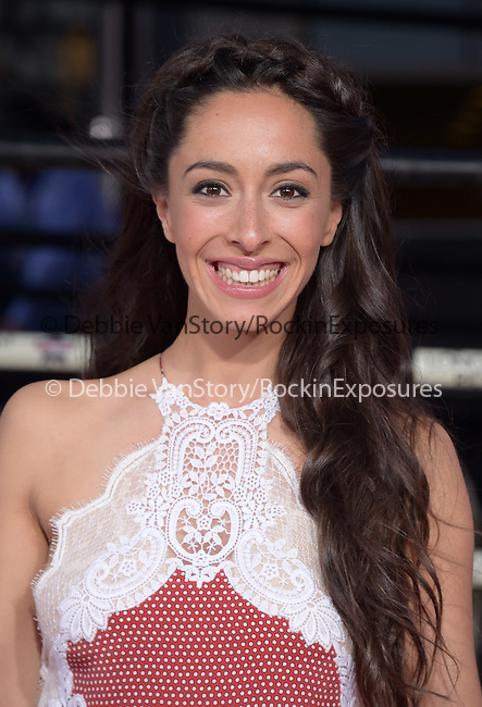 Oona Chaplin<br />  at The Twentieth Century Fox  premiere of THE LONGEST RIDE held at the TCL Chinese Theatre  in Hollywood, California on April 06,2015                                                                               © 2015 Hollywood Press Agency