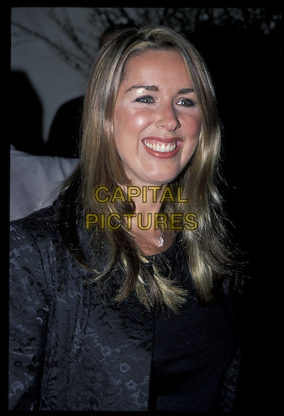 CLAIRE SWEENEY.12 March 2003.headshot, portrait.*RAW SCAN- photo will be adjusted for publication*.www.capitalpictures.com.sales@capitalpictures.com.©Capital Pictures