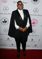 BEVERLY HILLS, CA, USA - OCTOBER 11: EJ Johnson arrives at the 2014 Carousel Of Hope Ball held at the Beverly Hilton Hotel on October 11, 2014 in Beverly Hills, California, United States. (Photo by Celebrity Monitor)