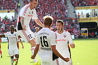 15.08.2015: 1. FSV Mainz 05 vs. FC Ingolstadt 07