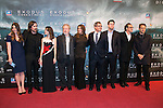 "Crew Of the movie attend the Premiere of the movie ""EXODUS: GODS AND KINGS"" at callao Cinema in Madrid, Spain. December 4, 2014. (ALTERPHOTOS/Carlos Dafonte)"