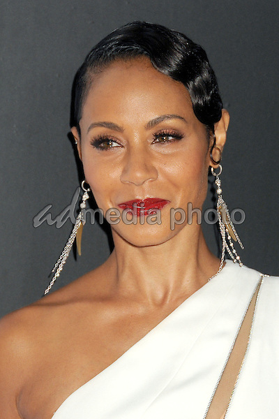 10 December 2015 - Santa Monica, California - Jada Pinkett Smith. 2nd Annual Diamond Ball held at Barker Hangar. Photo Credit: Byron Purvis/AdMedia
