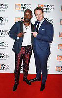 NEW YORK, NY October 12, 2017Rob Morgan, Jason Clarke, attend 55th NYFF present  premiere of Mudbound  at Alice Tully Hall in New York October 12,  2017. Credit:RW/MediaPunch