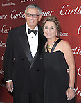 Barbara Boxer and husband attends the 2012 Palm Springs International Film Festival Awards Gala held at The Palm Springs Convention Center in Palm Springs, California on January 07,2012                                                                               © 2012 Hollywood Press Agency
