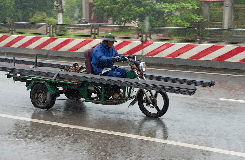 Monsoon Season in North Vietnam