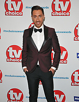 Ross Adams at the TV Choice Awards 2018, The Dorchester Hotel, Park Lane, London, England, UK, on Monday 10 September 2018.<br /> CAP/CAN<br /> &copy;CAN/Capital Pictures