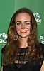 actress Allison Jean White attends the Opening Night of &quot;Party Face&quot; on January 22, 2018 at Robert at the Museum of Art and Design in New York, New York, USA.<br /> <br /> photo by Robin Platzer/Twin Images<br />  <br /> phone number 212-935-0770