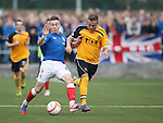 Barrie McKay and Graeme Ramage