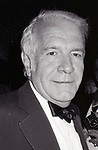 Harry Reasoner attends the Friars Club honored Cary Grant as their Man of the Year on May 16, 1982 at the Waldorf Astoria in New York City.