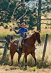 Cowboy Photography Workshop   Erickson Cattle Co. ..Wyatt Hansen.. Photo by Al Golub/Golub Photography