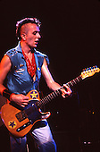 Jul 10, 1982: THE CLASH - Casbah Club UK Tour - Brixton Fair Deal London