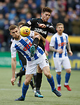 Josh Windass and Stephen O'Donnell