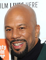 NEW YORK, NY - SEPTEMBER 30: Common attends the 54th New York Film Festival opening night gala presentation and '13th' world premiere at Alice Tully Hall at Lincoln Center on September 30, 2016 in New York City.  Photo Credit: John Palmer/MediaPunch