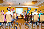The launch of the ''Couch to 42k'' training programme for the 2014 Kerry's Eye Tralee International Marathon on Monday at the Brandon Hotel, Tralee.