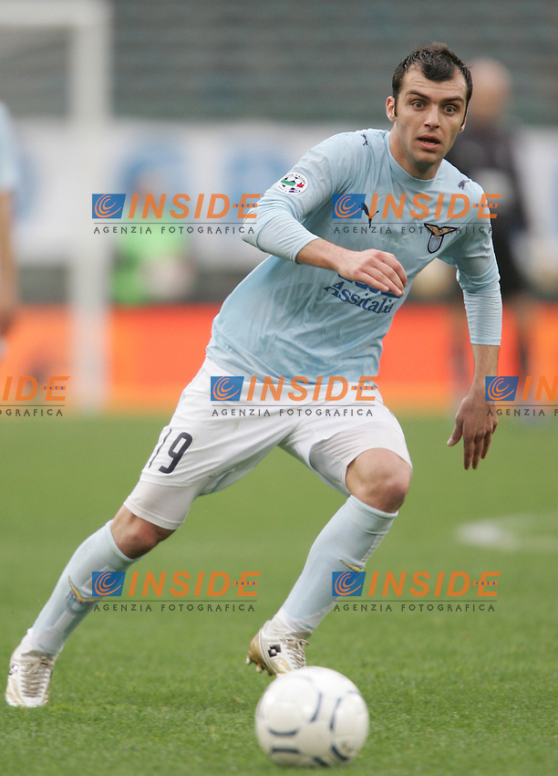 Goran Pandev (Lazio)<br /> 28 Feb 2007 (Match Day 26)<br /> Lazio-Catania (3-1)<br /> &quot;Olimpico&quot;-Stadium-Roma-Italy<br /> Photographer: Andrea Staccioli INSIDE