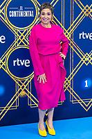 "Actress María Isabel Díaz Lago attends to presentation of ""El Continental"" during FestVal in Vitoria, Spain. September 03, 2018. (ALTERPHOTOS/Borja B.Hojas) /NortePhoto.com NORTEPHOTOMEXICO"