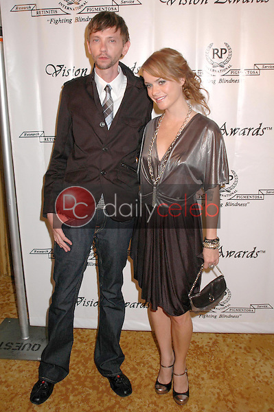 DJ Qualls and Taryn Manning<br />at the 36th Annual Vision Awards. Beverly Wilshire Hotel, Beverly Hills, CA. 06-27-09<br />Dave Edwards/DailyCeleb.com 818-249-4998