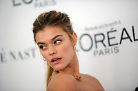 NEW YORK, NY - NOVEMBER 13: Nina Agdal attends the 2017 Glamour Women of The Year Awards at Kings Theatre on November 13, 2017 in New York City. <br /> <br /> <br /> People:  Nina Agdal<br /> <br /> Transmission Ref:  MNC1<br /> <br /> Hoo-Me.com / MediaPunch