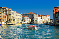 Palaces on the Grand Canal Venice
