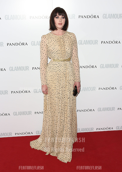 Alexandra Roach arriving for the 013 Glamour Women of The Year Awards, Berkeley Square, London. Picture by: Henry Harris / Featureflash