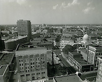 1960 June 16..Redevelopment.Downtown North (R-8)..Downtown Progress..North View from VNB Building..HAYCOX PHOTORAMIC INC..NEG# C-60-5-33.NRHA#..