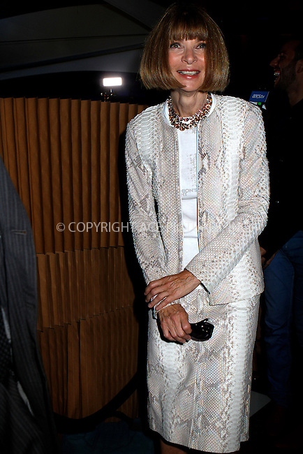 WWW.ACEPIXS.COM....September 6 2012, New York City....Anna Wintour at New York Fashion Week on September 6 2012 in New York City........By Line: Nancy Rivera/ACE Pictures......ACE Pictures, Inc...tel: 646 769 0430..Email: info@acepixs.com..www.acepixs.com
