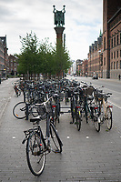 Bicycles, Copenhagen, Denmark