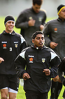 Roy Krishna during the Wellington Phoenix A-League football training session Training Session at Newtown Park, Wellington, New Zealand on Monday, 4 May 2009. Photo: Dave Lintott / lintottphoto.co.nz