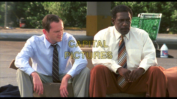 Patrick Healy and Kene Holliday <br /> in Great World of Sound (2007) <br /> *Filmstill - Editorial Use Only*<br /> CAP/NFS<br /> Image supplied by Capital Pictures