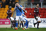 St Johnstone v Hearts 19.12.15